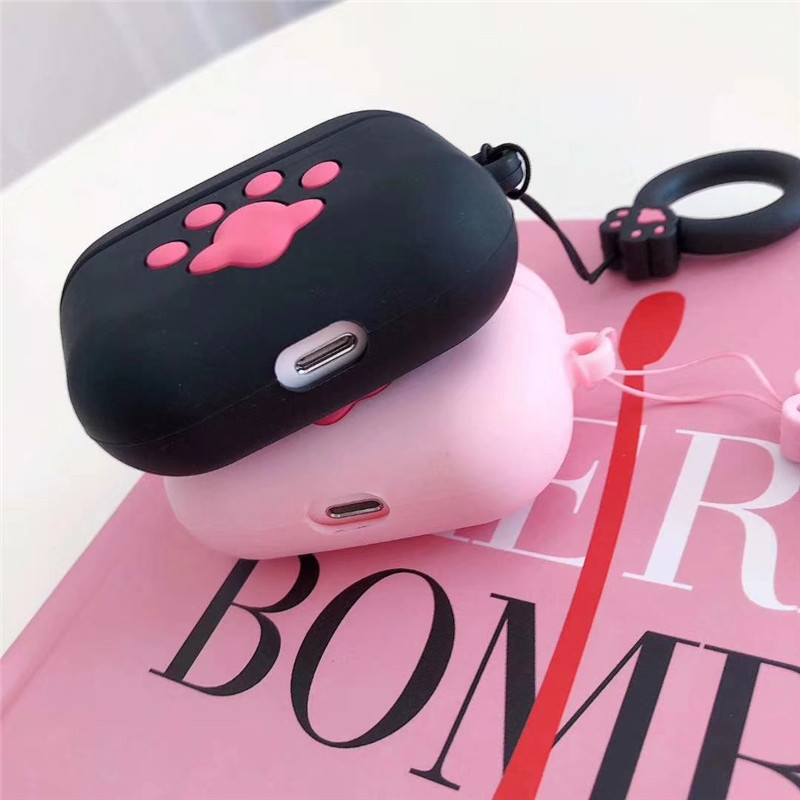 Cute 3D Silicone Case for AirPods Pro 168