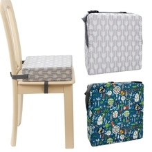 Portable High Chair Pad Booster Travel Dining Room Thicken Sponge Seat Cushion 090A