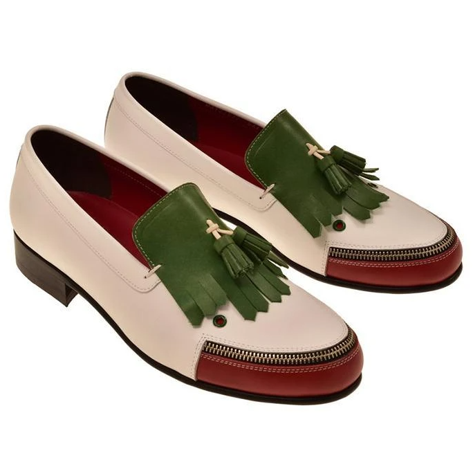 Men Vintage Original Design Joker Loafers Slip On Casual Shoes Dress Shoes Brogue Shoes Spring Vintage Classic Male Casual F220