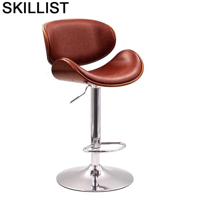 Bancos Moderno Stoelen Table Hokery Sandalyeler Sedie Stoel Sgabello Barkrukken Tabouret De Moderne Cadeira Silla Bar Chair