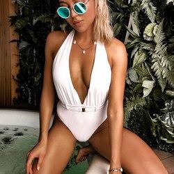 Женский купальник 2019, сексуальный леопардовый Цельный купальник, женские стринги, монокини, купальник для женщин, купальник, maillot de bain 2