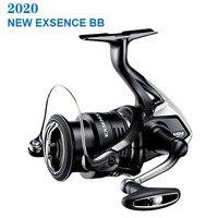 2020 NEW Original SHIMANO EXSENCE BB Fishing Wheel C3000MHG 3000MHG 4000MHG 4000MXG 5+1BB Saltwater Spinning Fishing Reel