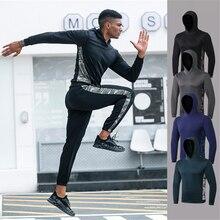 Мужские куртки, спортивная одежда с капюшоном, зимняя Толстовка для бега, Veste Sport Homme Running Soccer Gym Hoodie, ветровка, спортивное пальто