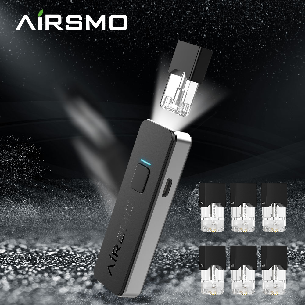 Vape Pen PG 650mAh E Cigarette Vaporizer Pen 0.7ML Atomizer 2.2ohm Ceramic Pod Coil Pen Pen Vape Cigarettes