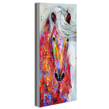 HDARTISAN Wall Art Canvas Painting Animal Picture Posters The Horse Portrait Prints Home Decor No Frame