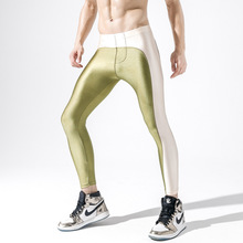 Men Sweatpant Compression Elastic Quickly Dry Legging Tights Sport Pant Jogger Running Fitness Gym Track Trouser Sportswear