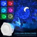 6 цветов  подвесной светильник  звездное небо  проектор  светодиодный  туманность  облако  ночник  светильник  вращение на 360 градусов  ночник ...
