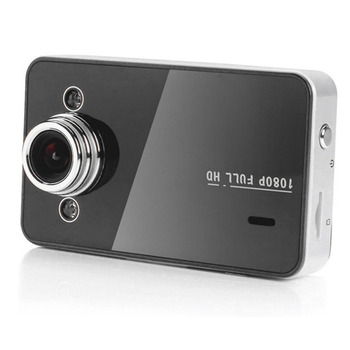 K6000 Auto Tachograph Car Camera DVR Camcorder Video Recorder 2.7 inch Full 1080P Ultra Wide Angle Night Function image