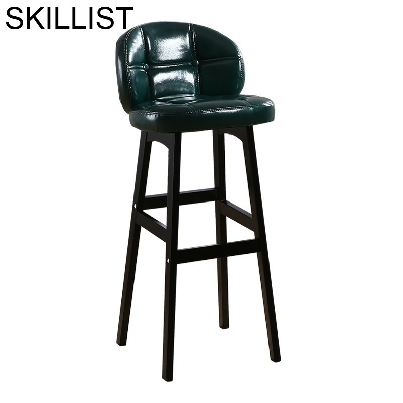 Sgabello Stoelen Barstool Para Industriel Taburete La Barra Table Fauteuil Leather Cadeira Tabouret De Moderne Silla Bar Chair