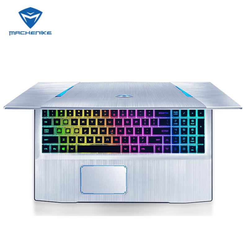 Machenike T90-T6C i7 GTX1060 Gaming Laptop 2020 Intel core i7 8750H GTX1060 8GB 256G 15.6'' 144Hz 72%NTSC RGB Keyboard notebook