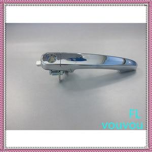 Image 1 - Auto zubehör körper teile galvanik äußere tür griff für Haima 3 2007 2012