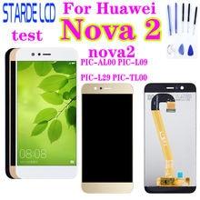 1920x1080 Для huawei nova 2 pic al00 tl00 lx9 ЖК дисплей с сенсорной