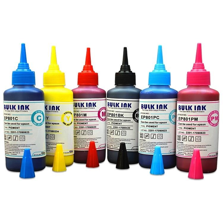 Vilaxh 600 ml tinta de sublimação universal para impressoras a jato de tinta epson para caneca telha camiseta placa de transferência de calor tinta