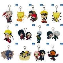 Anime Acrylic Keychain Keyring Jewelry-Accessory Obito Itachi Deidara Uchiha Pendant