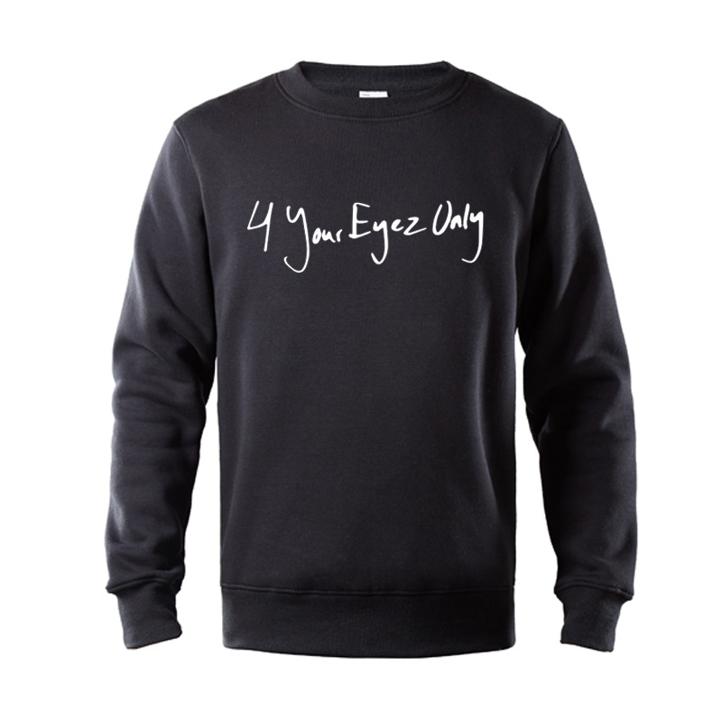 4 Your Eyez Only J Cole Men's Hoodies Sideline Story Friday Night Lights Dreamville Top Quality Cotton Printed Hoodie Sweatshirt