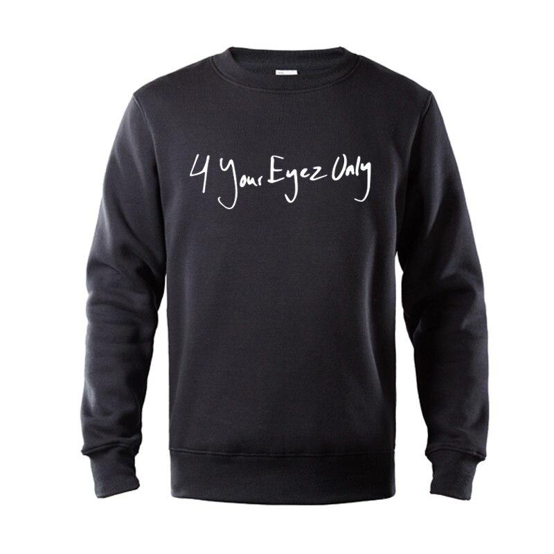 4 votre Eyez Seulement J Cole hoodies hommes Secondaires Histoire friday Night Lights Dreamville top qualité coton Imprimé sweat à capuche
