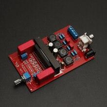 Плата усилителя мощности TA2020, 8,5 ~ 14 В постоянного тока, 20 Вт * 2, роскошная Улучшенная плата, Плата усилителя мощности класса T с потенциометром