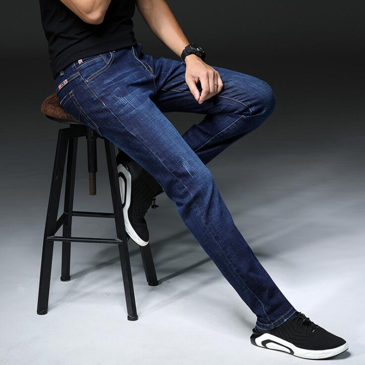 2019 Autumn Good Quality Popular Stylish Men Jeans Long Pants On Hot Sales