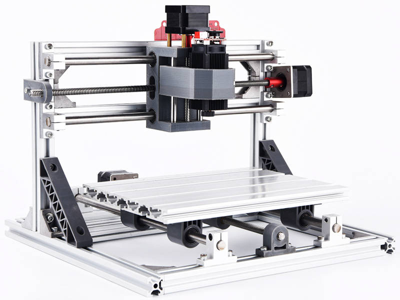 mini Freesmachine, laser United 4