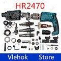 Замена для Makita HR2470 HR2470 электрический молоток ударные дрели аксессуары для электроинструмента инструменты часть арматурный ротор статор по...