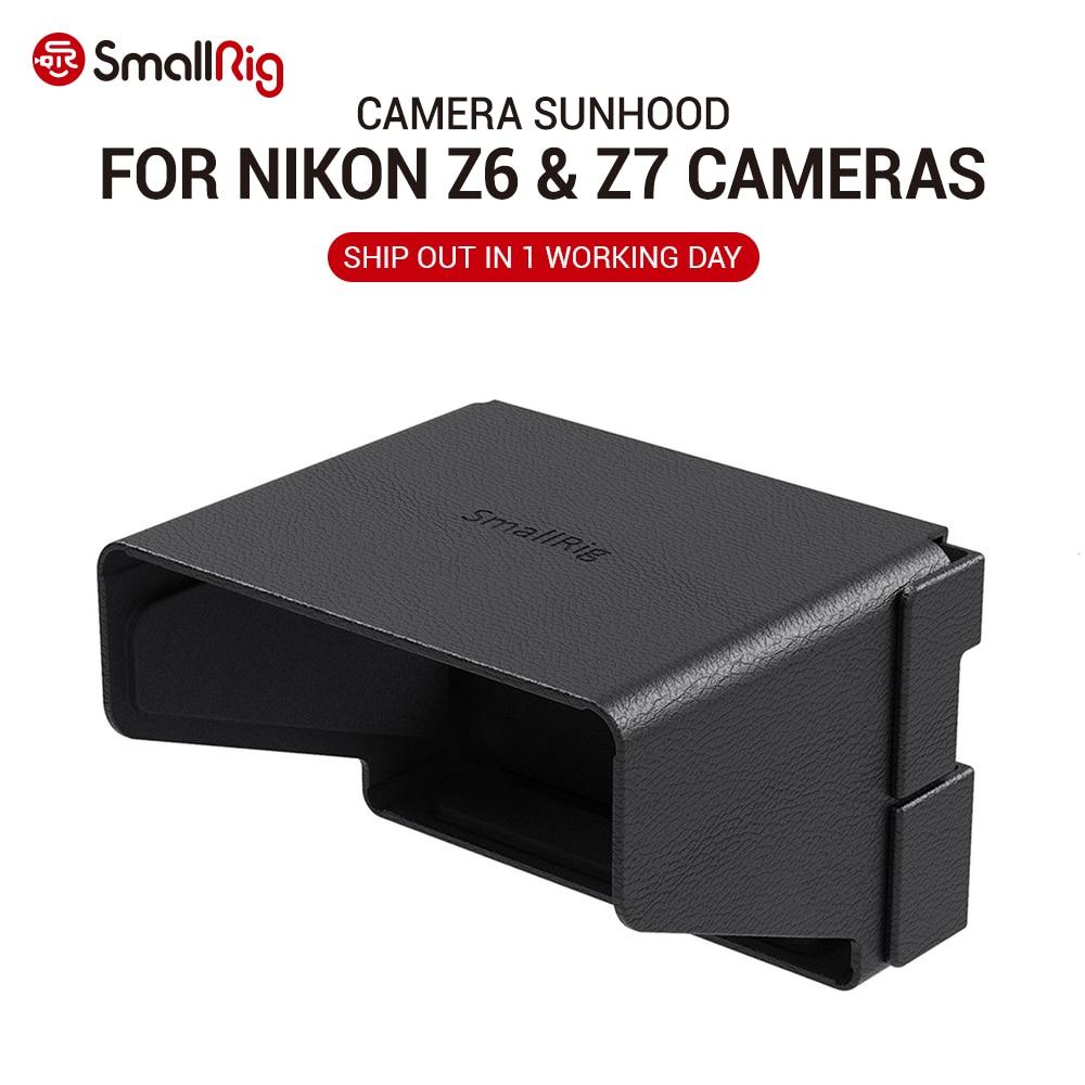 SmallRig Z6 Camera Sun Shade Z7 LCD Sun Hood For Nikon Z6 And Z7 Cameras Sunhood 2807
