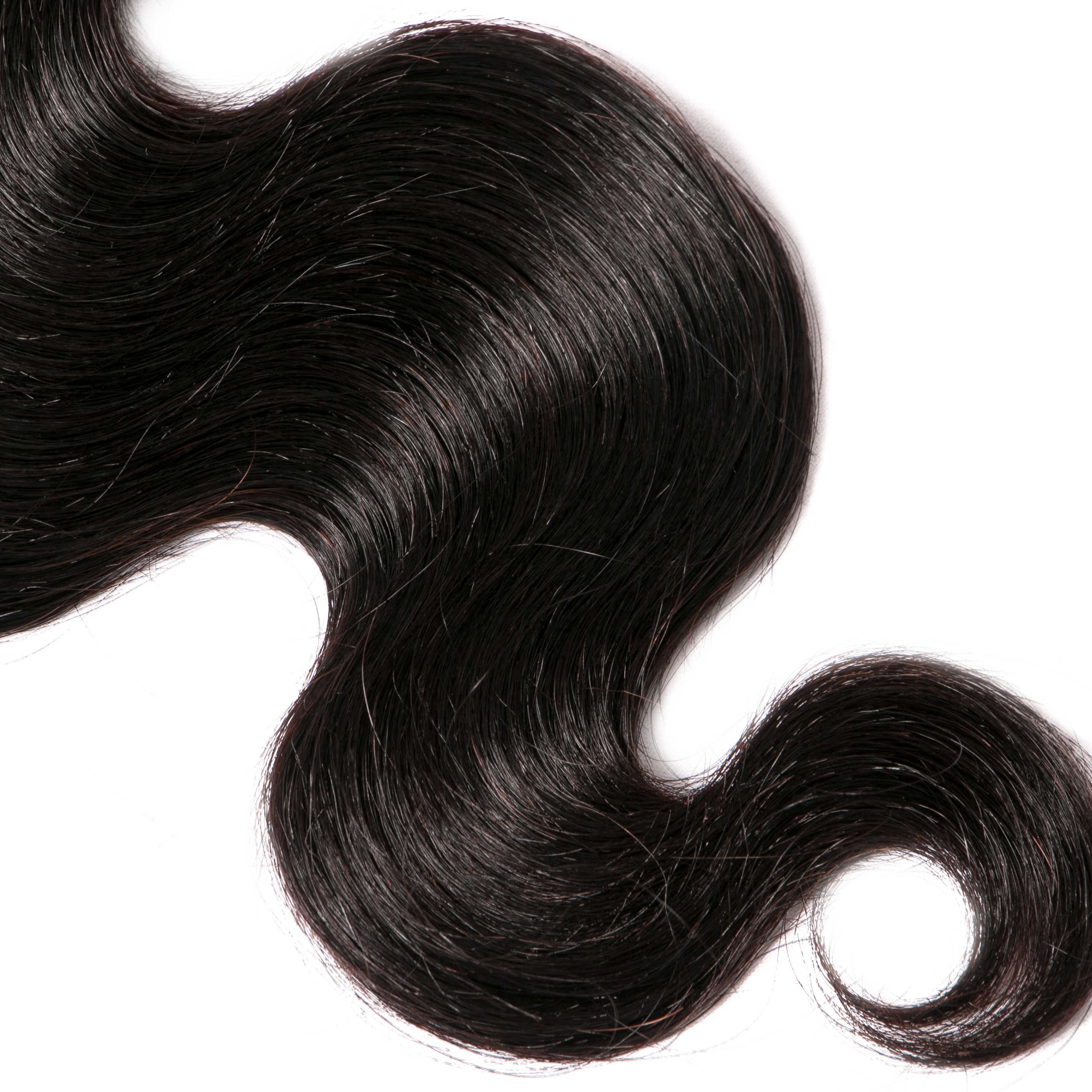 פרואני גוף גל שיער חבילות צבע טבעי Yavida שיער טבעי Weave חבילות 8-30 אינץ ללא רמי הארכת שיער 1 /3/4 pcs