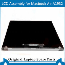 New A1932 LCD Screen Display Assembly for Macbook Air 13″ Full LCD Panel Silver Space Gray 2018 EMC 3184