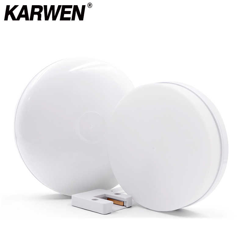 KARWEN 6W 9W 13W 18W 24W 36W 48W Lampada LED Plafond Lamp AC85-265V surface Mount Flush LED Panel Licht voor woonkamer