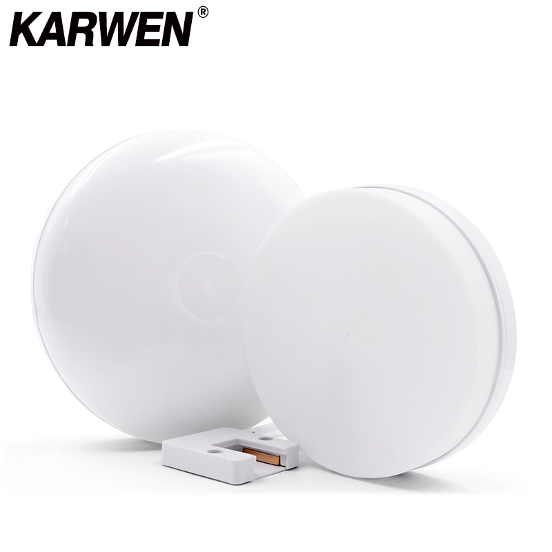 KARWEN 6W 9W 13W 18W 24W 36W 48W Lampada LED Ceiling Lamp AC85-265V Surface Mount Flush LED Panel Light For Living Room