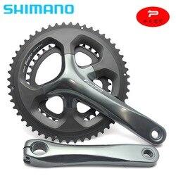 Shimano SHIMANO Tiagra Fc-4700 шатун 10-speed 20 speed Highway Hallow цельный шатун двойной диск