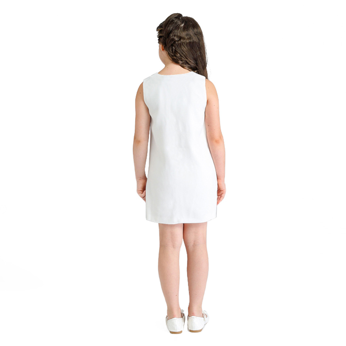 White Dresses For Girls