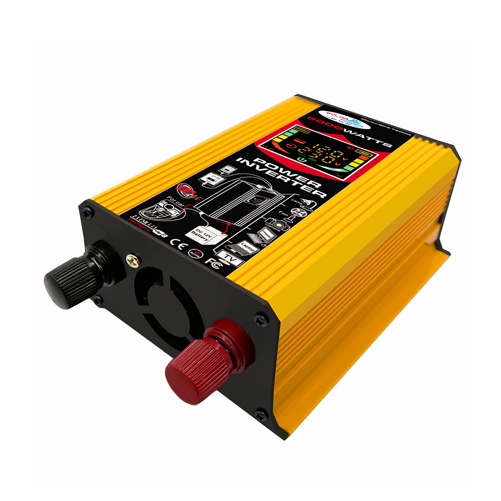 AOSHIKE 450W Digitale Auto Inverter DC <font><b>12</b></font> <font><b>V</b></font> zu AC 220 / 110V Modifizierte Sinus Welle Konverter <font><b>12</b></font> <font><b>v</b></font> <font><b>230</b></font> <font><b>v</b></font> Auto Power Inverter mit USB image