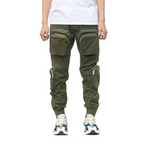 New style Men's sweatpants plus size cargo pants Fashion bra