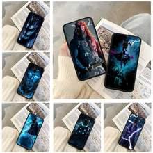 Casos de Telefone Thors Yinuoda Inimigo Redmi 4X 5 Plus 6 6A 7 7A 8 8A 9 Nota 4 8 T 9 Por