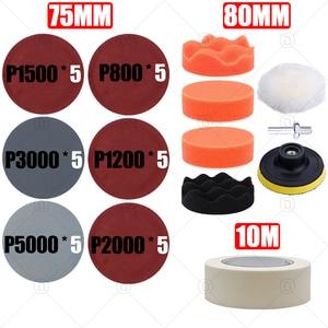 Image 3 - Kits de reparación de faros delanteros de coche, restauración, pulido, pasta limpiadora, restauración, cuidado de la pintura, pulidor de lentes
