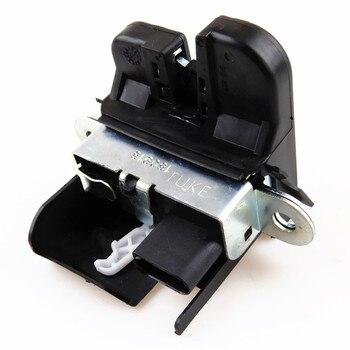 TUKE maletero cerradura de maletero trasero parte trasera cerradura pestillo actuador para VW Polo Golf GTI MK6 MKVI 5K0 827 505 5KD 827 505 5ND 827, 505