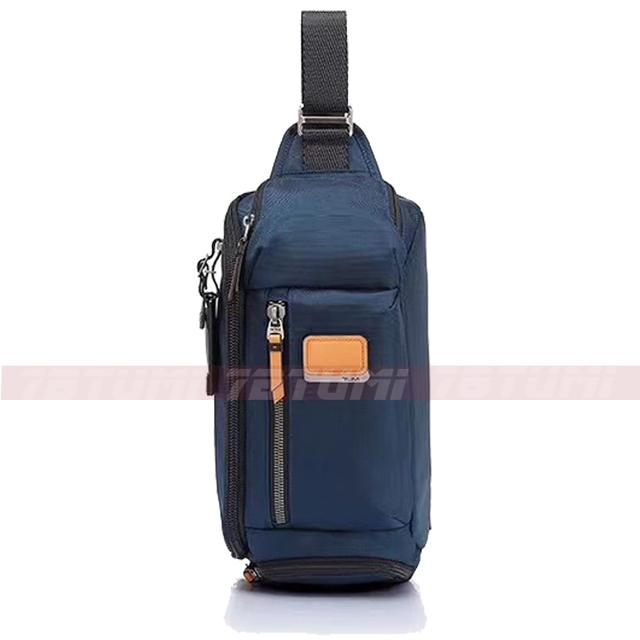 Luxury Brand Chest Bag USB Messenger Crossbody Bags for Men Shoulder Sling Bag Waterproof Short Trip Waist bag