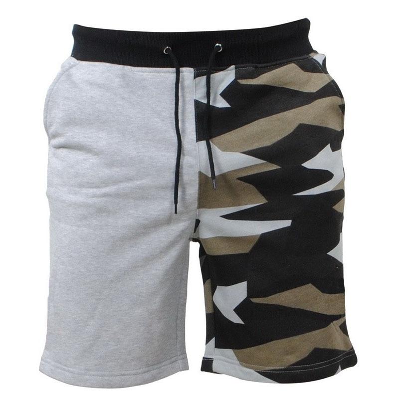 2018 Men'S Wear Fashion Casual Sports New Style Ouma Summer Camouflage Men Elasticity Shorts Customizable