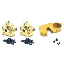 2 sztuk Metal fala pudełko skrzynia biegów Shell pokrywa obudowa mechanizmu różnicowego 144001-1254 z metalowym przekładnia redukcyjna pokrywa kurz pokrywa tanie tanio CN (pochodzenie) 4-6y 7-12y 12 + y 18 + Do składania as shown Pojazdów i zabawki zdalnie sterowane NONE Wartość 2 Rc toy parts