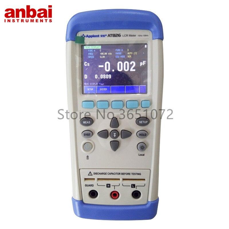 Anbai AT826 Handheld Digital LCR Meter Top 10 Products  RLC Meter