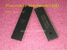 Free Shipping 20pcs/lots AT89C52-24PI  AT89C52   DIP-40 100%New original  IC In stock!