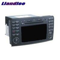 For Mercedes Benz ML MB W164 2005~2013 LiisLee Car Multimedia TV DVD GPS Audio Hi Fi Radio Stereo Original Style Navigation NAVI