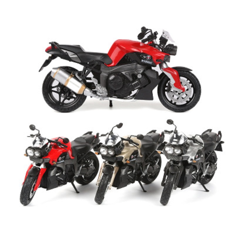 1:12 Yamaha z900rs <font><b>motorcycle</b></font> die casting alloy Glide <font><b>motorcycle</b></font> <font><b>model</b></font> Three styles Children's favorite <font><b>motorcycle</b></font> <font><b>model</b></font> toy image