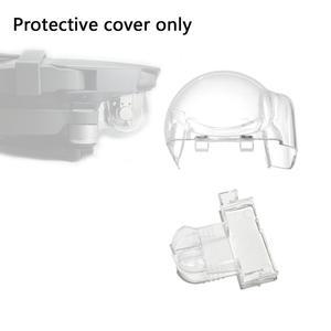 Image 2 - Capuchon dobjectif Cardan Pour DJI Mavic Pro Platinum Accessoire Drone étanche à La Poussière Support De Caméra Cardan Protecteur de Housse De Transport P7P1