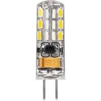 Lamp LED FERON 25858 (2W) 12V G4 2700K, LB 420
