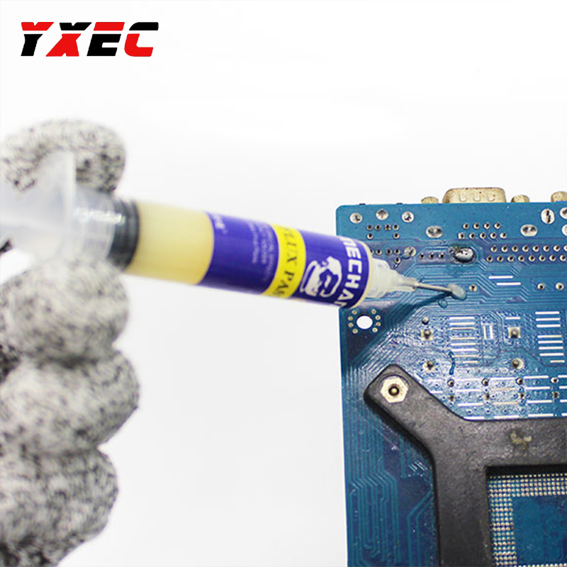 MECHANIC 10CC Soldering Flux NO-Clean Solder Flux Paste For Smartphone Computer Motherboard SMD PGA BGA PCB Repair Tools