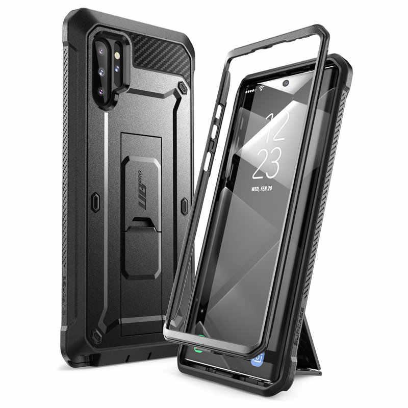 SUPCASE Für Samsung Galaxy Note 10 Plus Fall (2019) UB Pro Full-Körper Robuste Holster Abdeckung OHNE Eingebauten Screen Protector