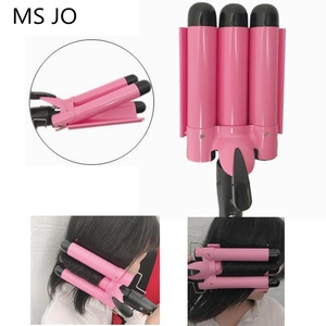 Professional Hair Curling Iron Ceramic Triple Barrel Hair Curler Irons Hair Wave Waver Styling Tools Hair Styler Wand