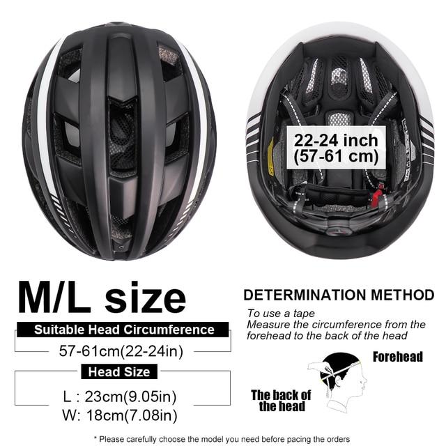 Victgoal capacete de bicicleta mtb led, recarregável por usb, lanterna traseira, capacete para homens, mountain bike, viseira solar 6