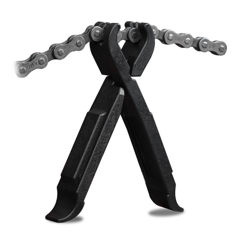Bicycle Bike Tire Levers Plastic Master Link Chain Plier Wheel Repair Tool H